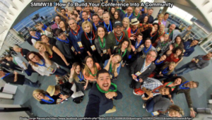 How to build conference into community