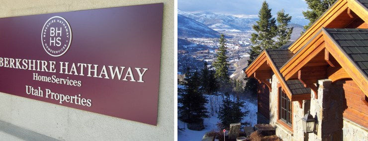 BERKSHIRE HATHAWAY HOMESERVICES UTAH PROPERTIES