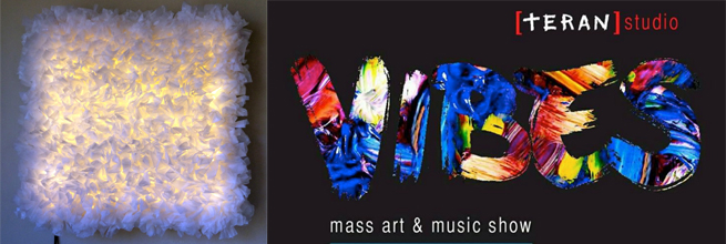 VIBES – Mass Art Showcase @ Teran Studio