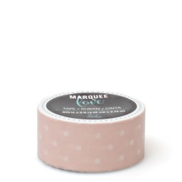 312665-Marquee-Love-Pink-Polka-Dot-7-8-Inch-tape