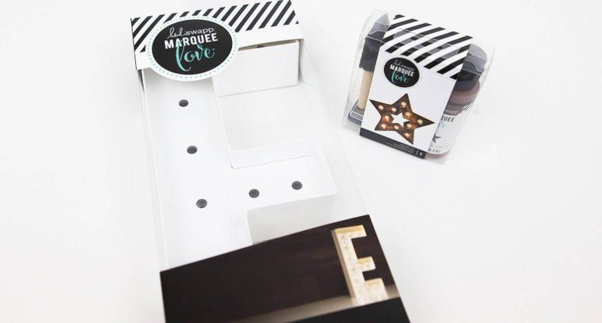 BACK TO BASICS TUTORIAL HEIDI SWAPP DISTRESS KITS & MARQUEE LOVE I @lindsaybateman for @heidiswapp