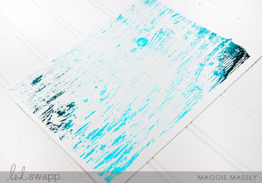 Minc Reactive Art Screen Ink :: An Overview | @MaggieWMassey for @HeidiSwapp