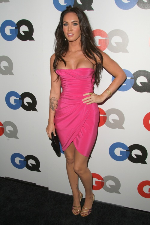 Megan Fox Measurements Height and Wight