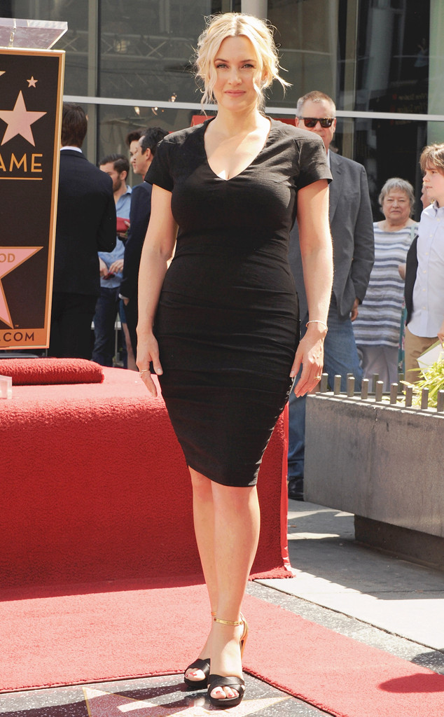 Kate Winslet Measurements Height and Weight
