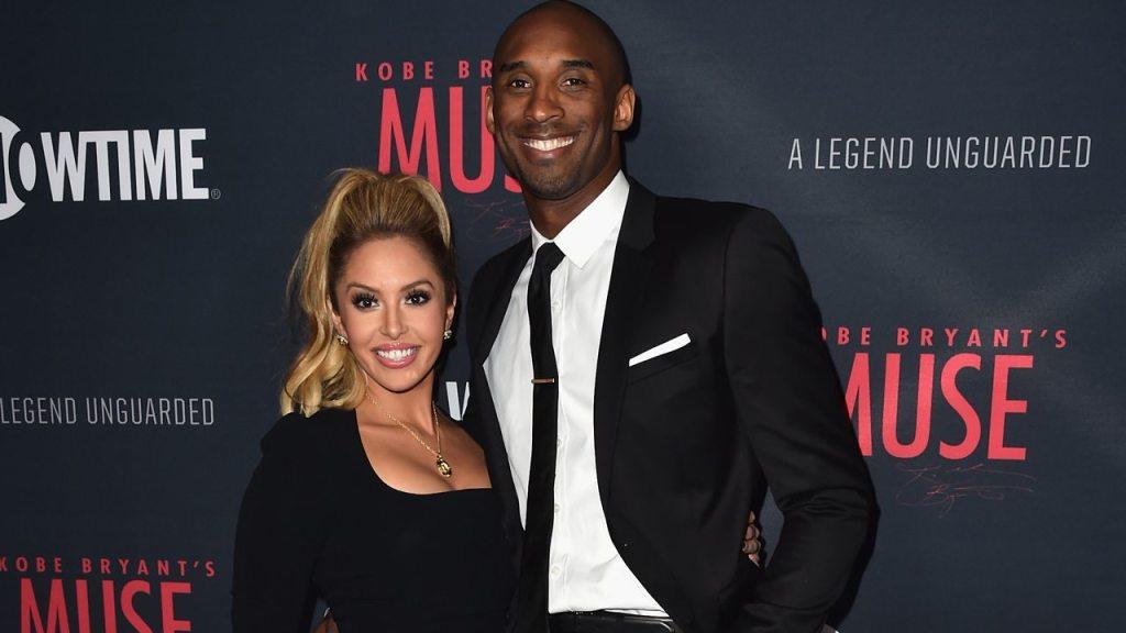 Kobe Bryant's wife 1