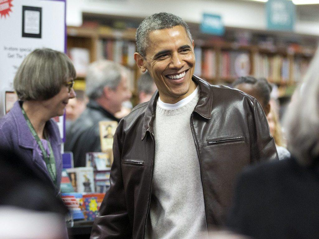 Obama's height 2