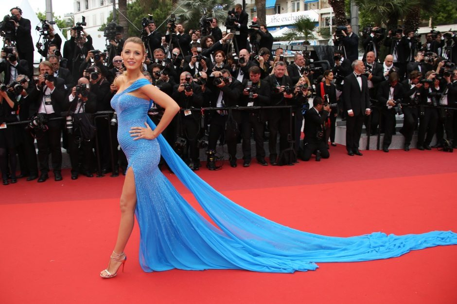 Blake Lively's height 6