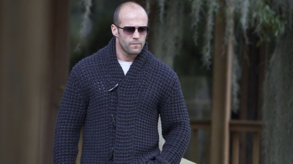 Jason Statham's height 3