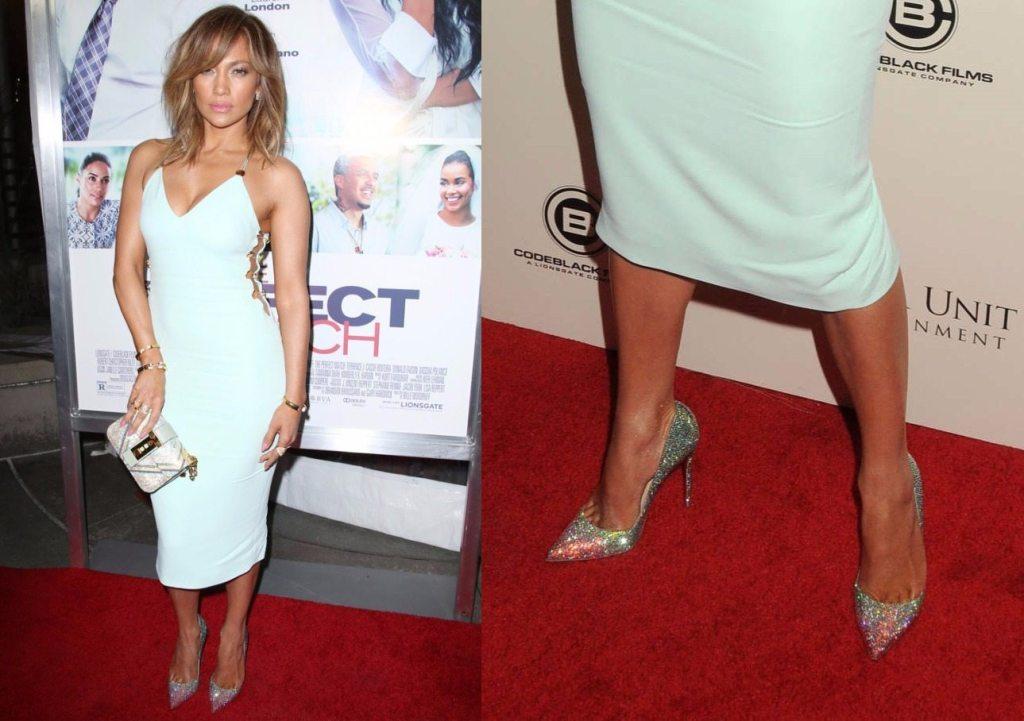 Jennifer Lopez shoes 6