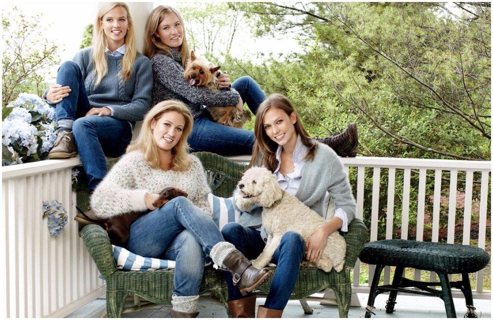 Karlie Kloss Boyfriend sisters