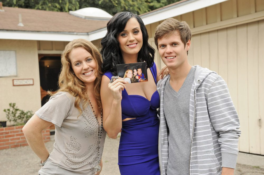 Katy Perry's siblings