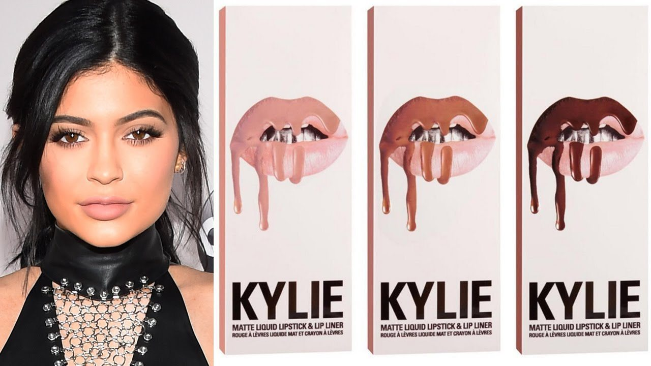 Kylie Jenner's lips kit
