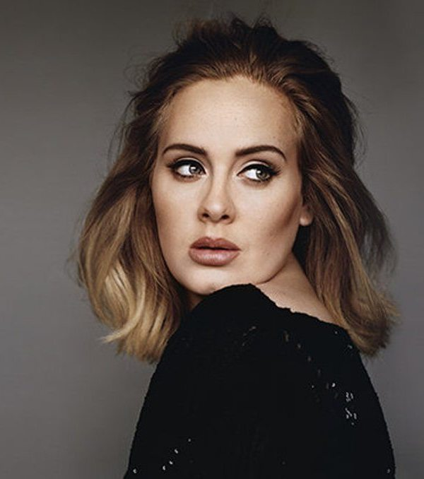 Adele's height dp