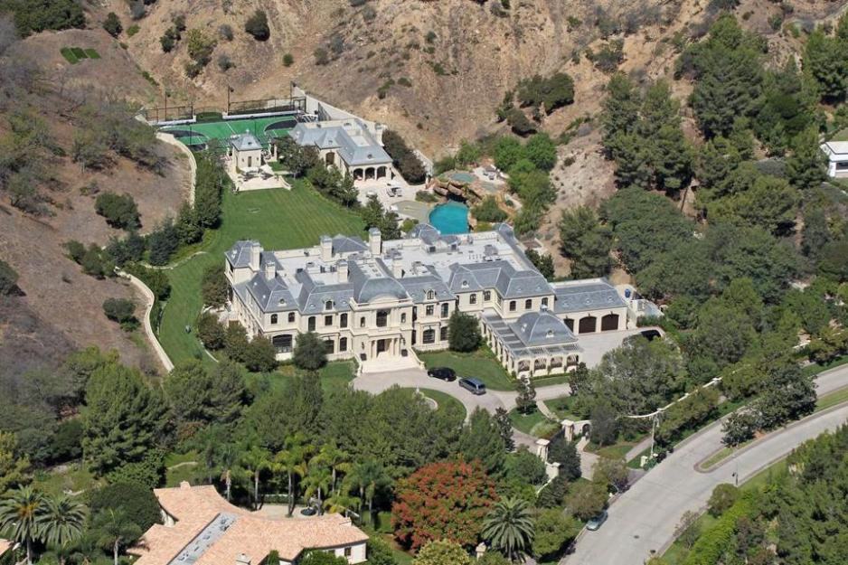 Mark Wahlberg House