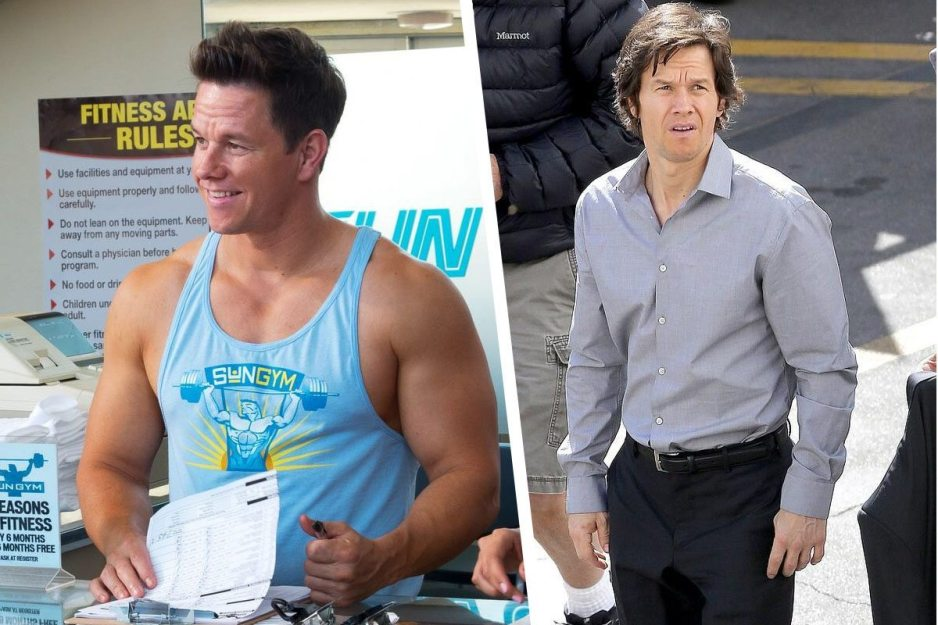 MarkWahlberg Weight Loss