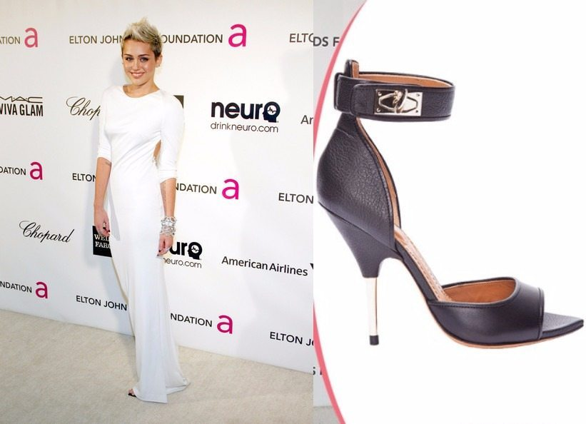 Miley Cyrus Shoes 3