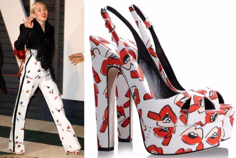 Miley Cyrus Shoes 4