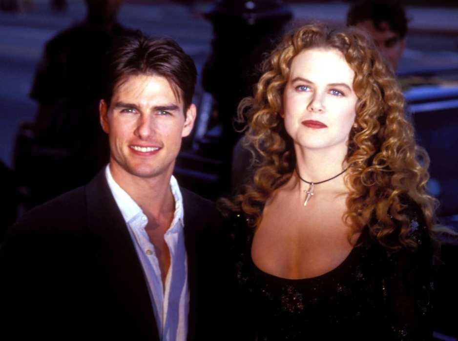 Nicole Kidman and Cruise