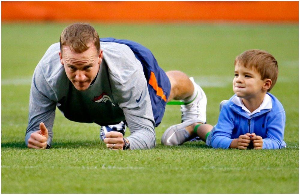 Peyton Manning's wife 11