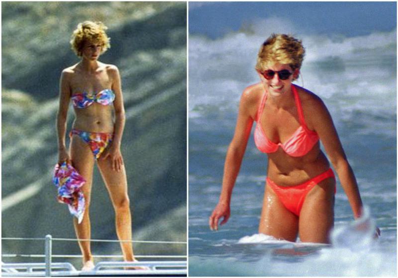 Princess Diana's height 6