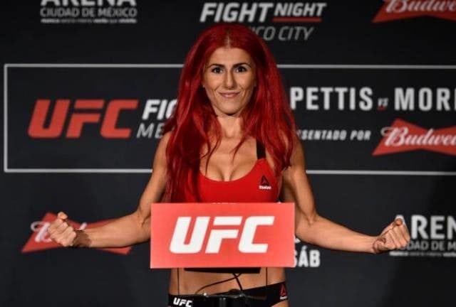 Randa Markos Husband, Height, Weight, Measurements, Bio, UFC Career - weight by measurements