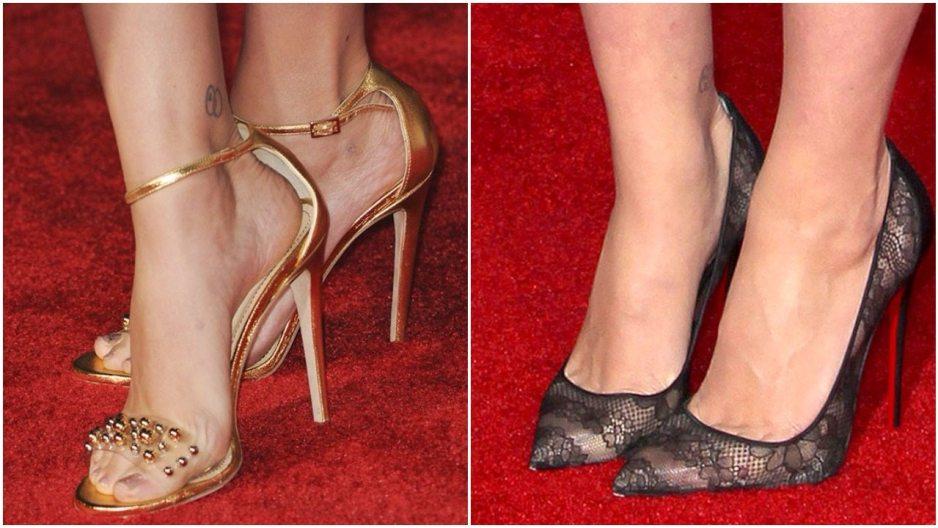 Scarlett-Johansson shoe