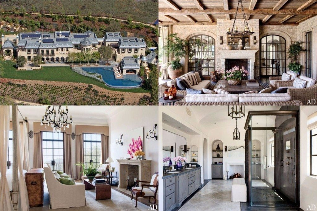 Tom-Brady-Fomer Brentwood Mansion