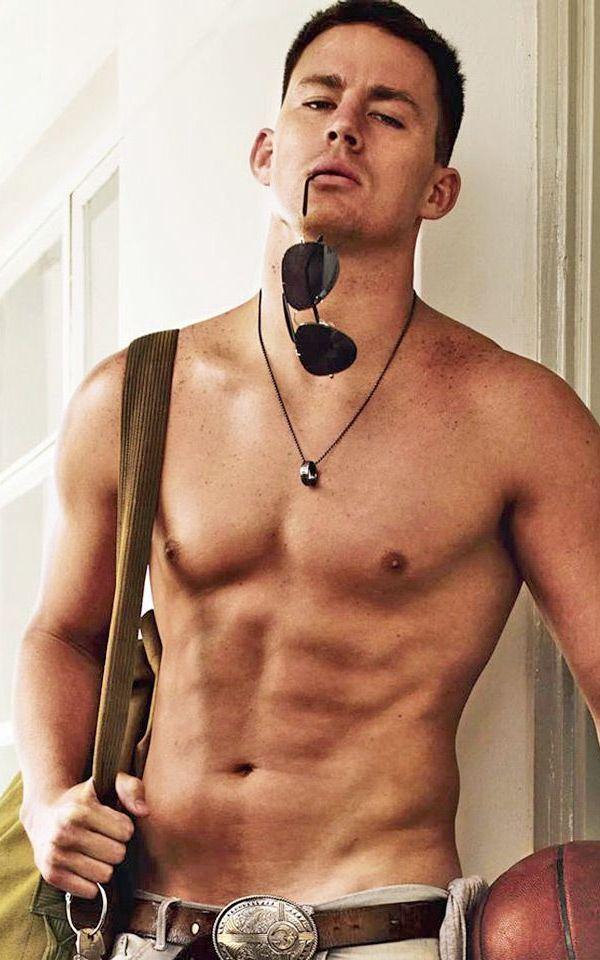 Channing Tatum's Height dp