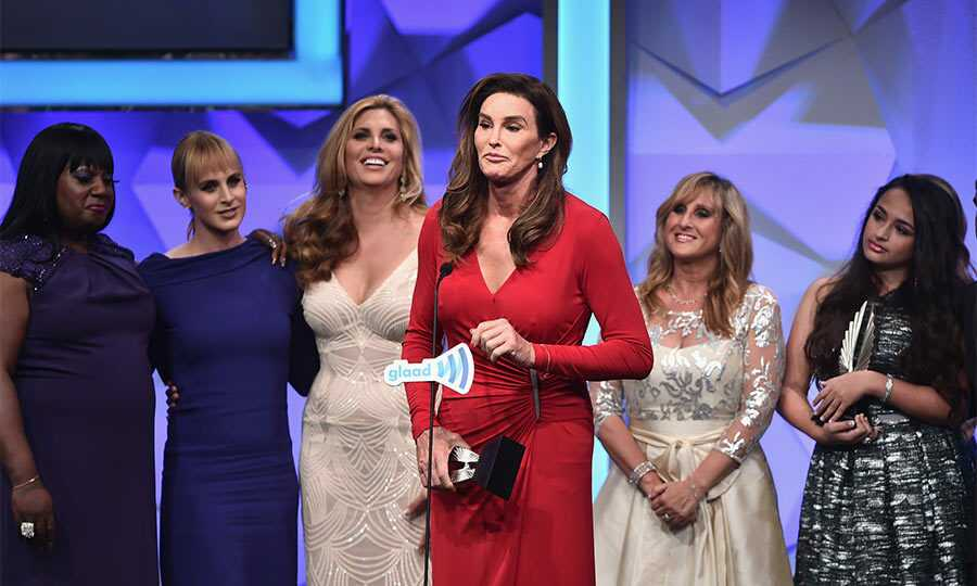 Caitlyn Jenner's height 4