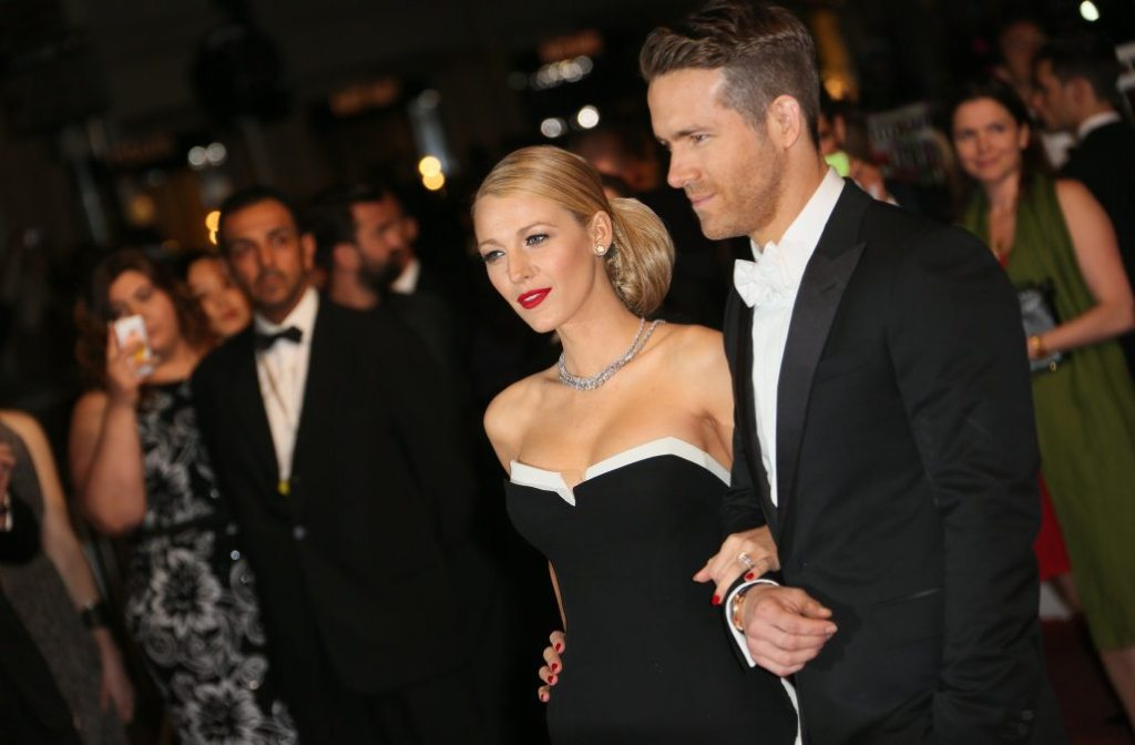 Blake Lively's height 3