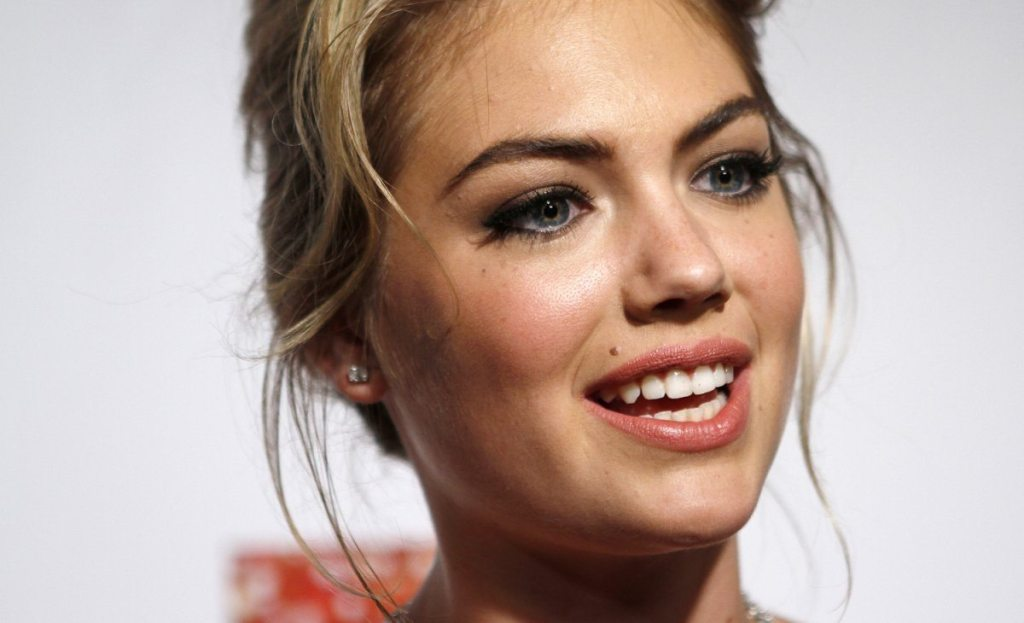 Kate Upton's height 1