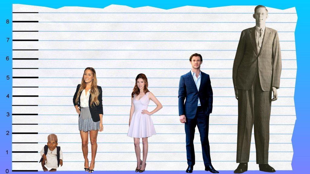 Lauren Conrad's height 6