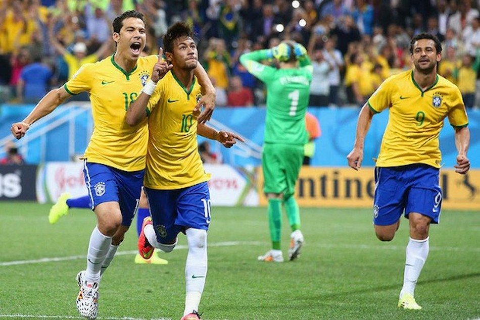 Neymar's height 5