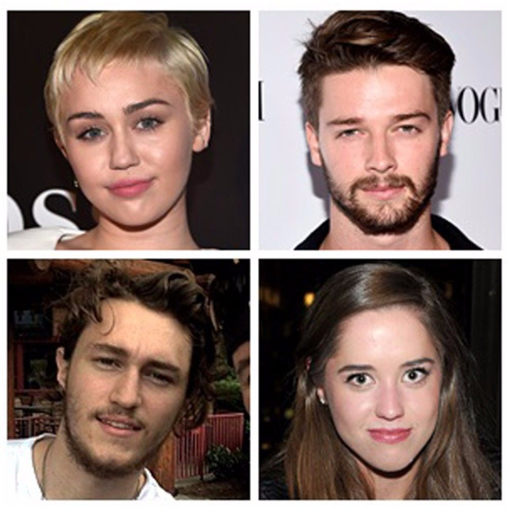 Miley Cyrus brothers 2222