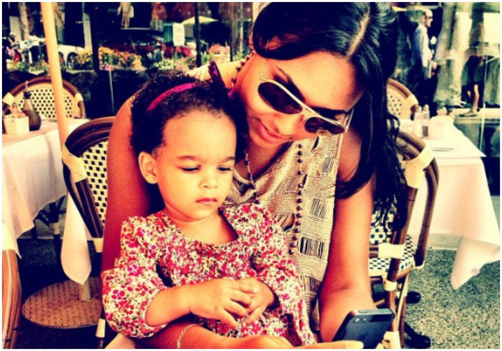 Bow Wow's daughter 3