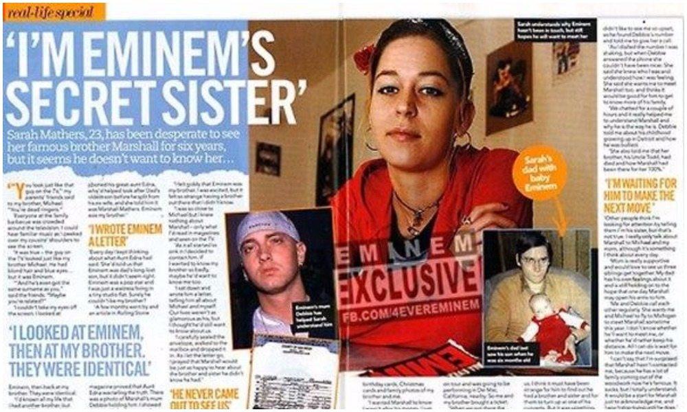 Eminem's mom 6