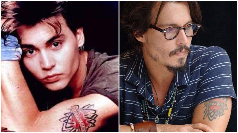 Johnny Depp's daughter 8
