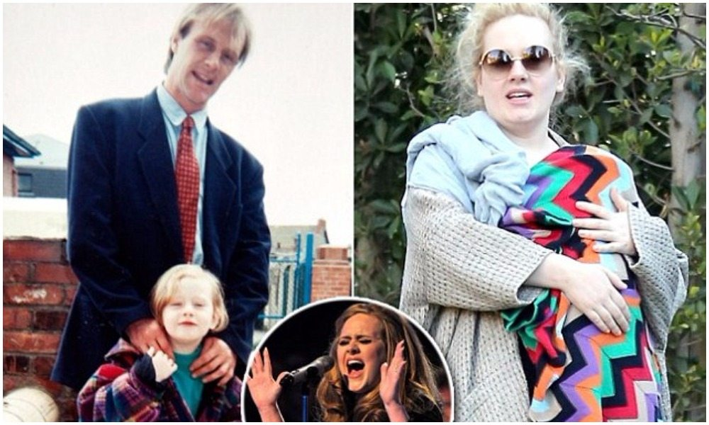 Adele's father 1