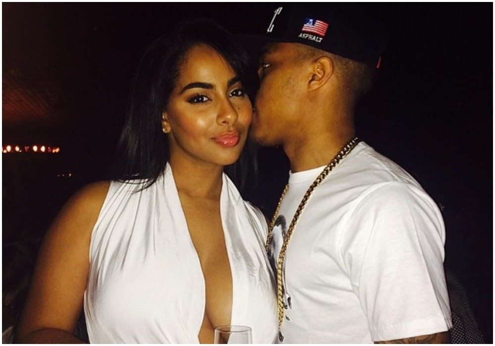 Bow Wow and Ayisha Diaz