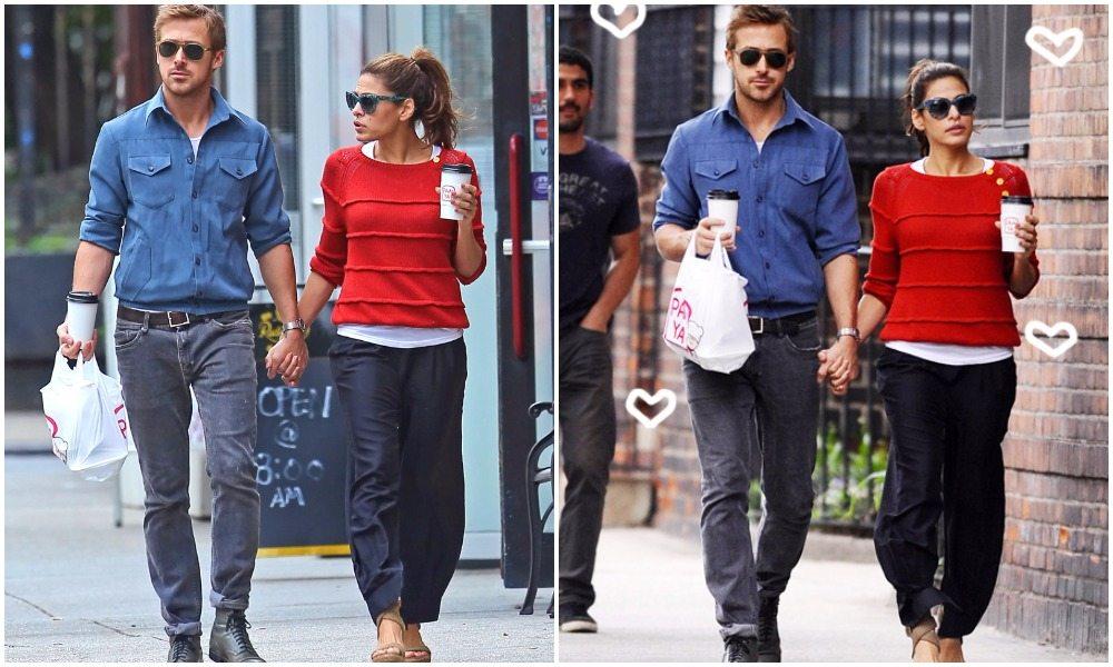 Ryan Gosling's wife 5