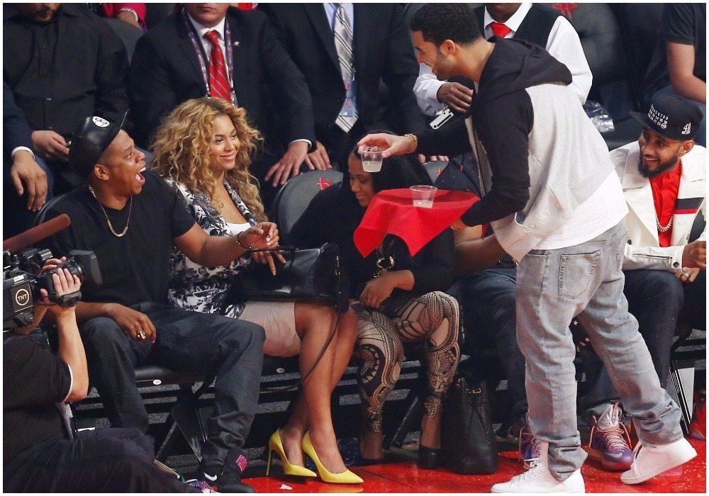 Jay Z's son 00