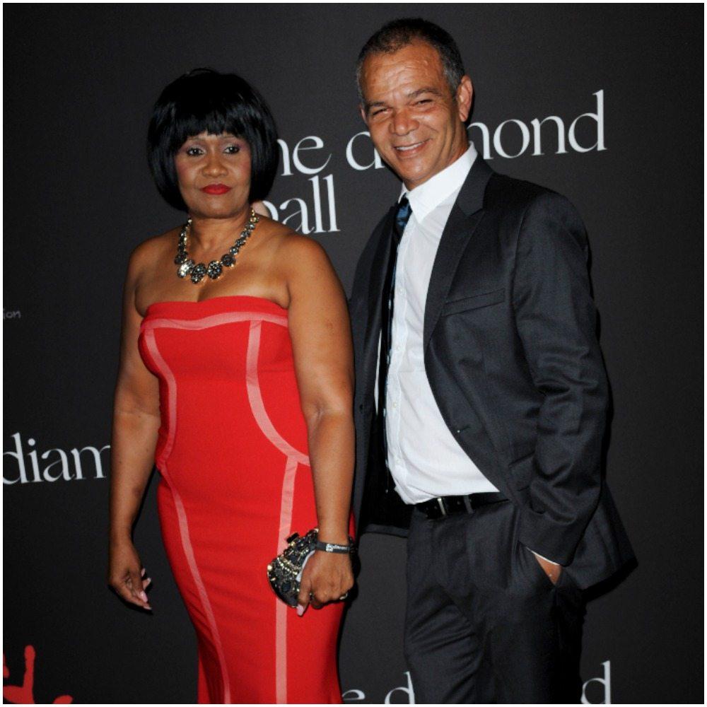 Rihanna's boyfriend parents