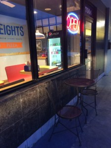 #3 - #HeightsPizza #SeminoleHeights heights Pizza - RATING: 3.38