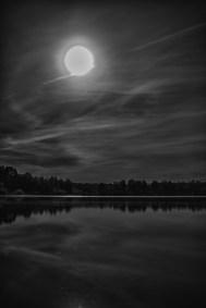 Nachtangelromantik.