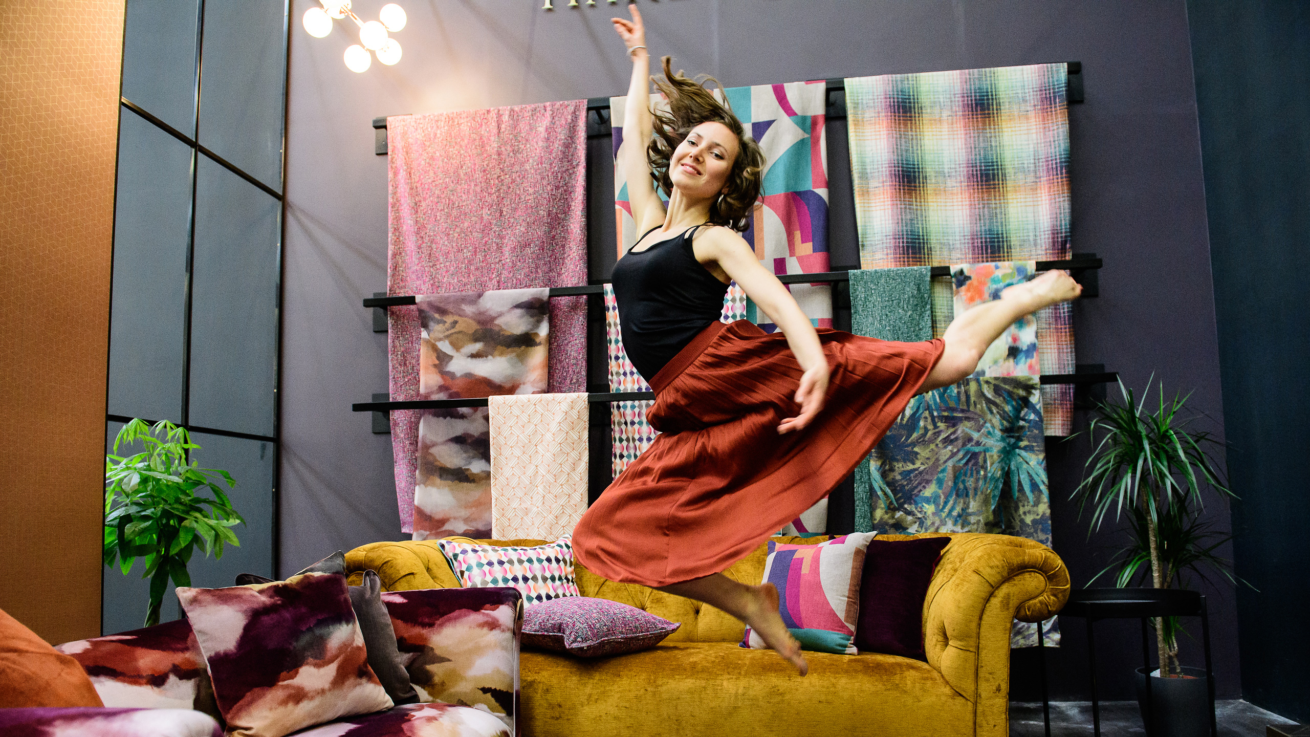 Frankfurt Uitgaan Heimtextil International Trade Fair For Home And Contract Textiles
