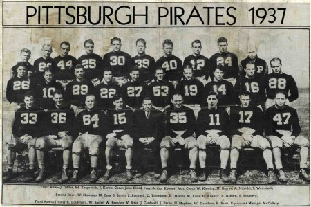 Pirates College Team