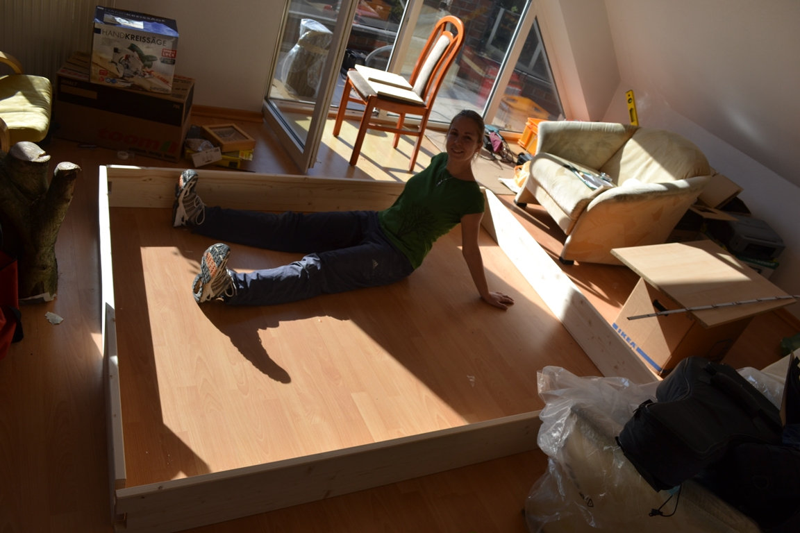 Bett Selber Bauen Ohne Lattenrost Bettgestell Selber Bauen How To Build Your Own Bed