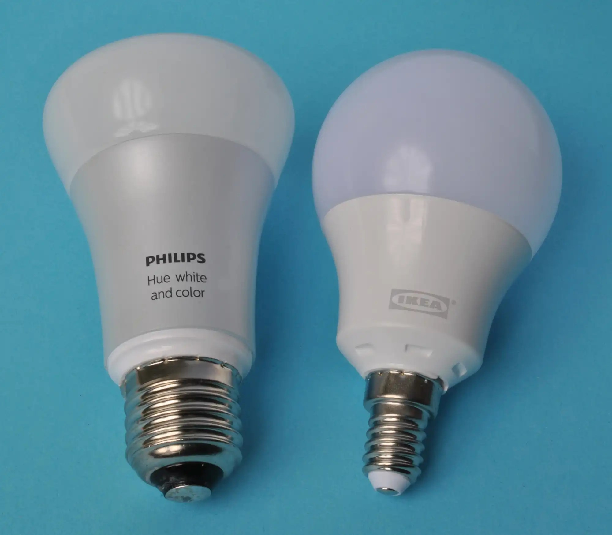Philips Led Lampen Gu10 Das Steckt In Ikea Trådfri Make