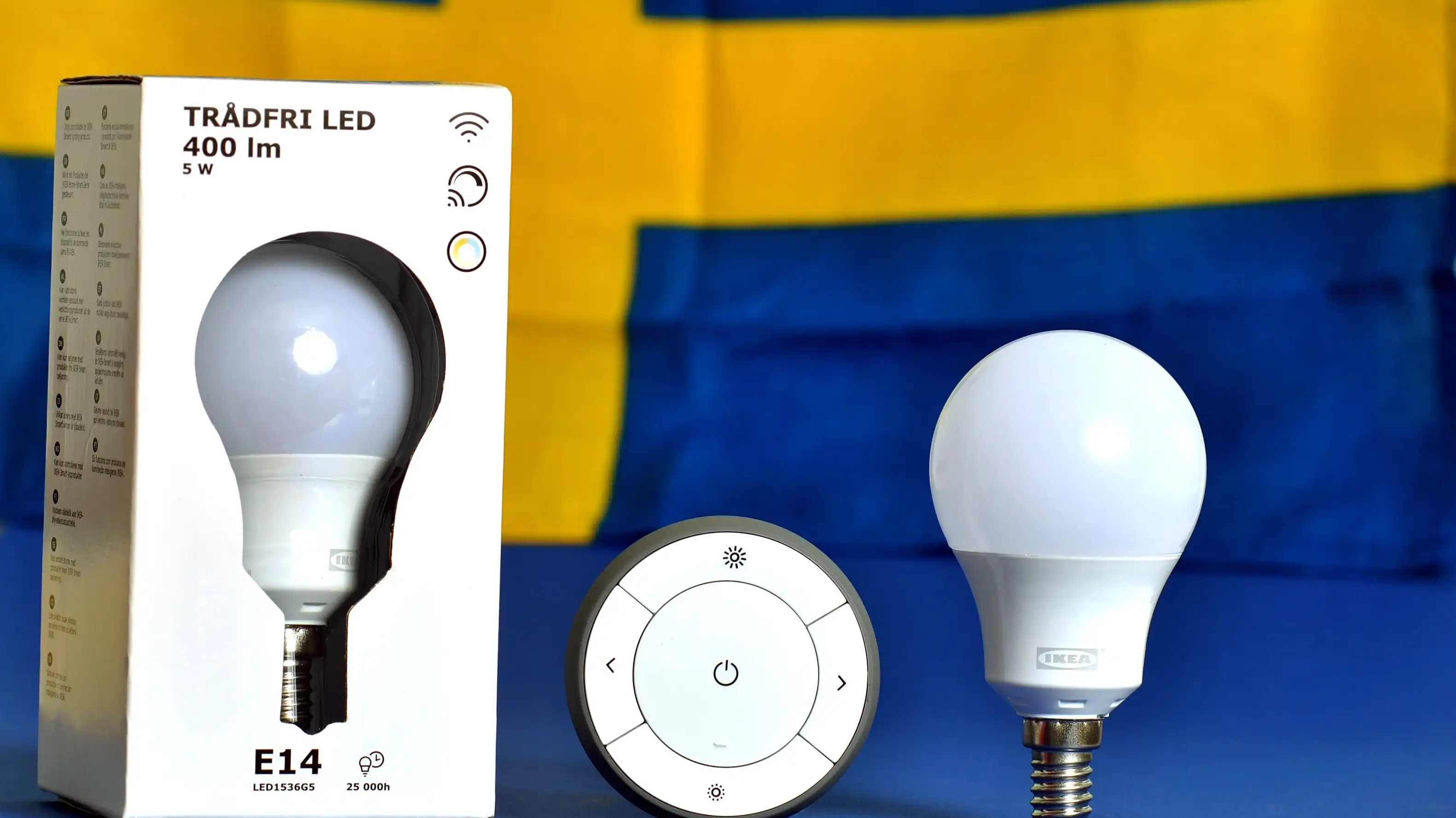 Led Lampen E27 10 Watt Das Steckt In Ikea Trådfri Make