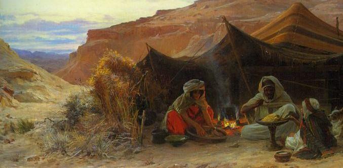الزواج كنسق سياسي في المجتمعات البدوية: قبيلة طي نموذجا - تركي علي الربيعو